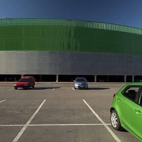 Helsingi messikeskuse parkimismaja